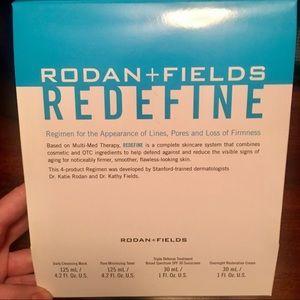 Rodan + Fields Redefine Anti-Aging Regimen